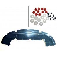 Osłona pod zderzak + komplet spinek Focus Mk2 / C-Max