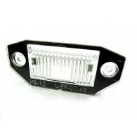 Lampka oświetlenia tablicy rejestracyjnej Mondeo Mk3 zamiennik 3218959E