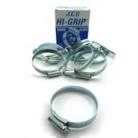 Opaska zaciskowa 50 - 70 / 13 mm HI-GRIP 903070
