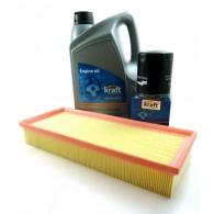 Zestaw olej + filtry Mondeo Mk1 / Mk2 1.8TD