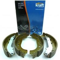 Szczęki hamulcowe Focus Mk2 / Mk2 FL / C-max Kraft 6022016