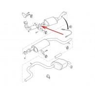 Uszczelka układu wydechowego Duratec-He 256-094