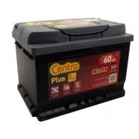 Akumulator Centra Plus 60AH 540A P+