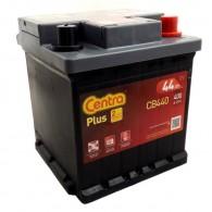 Akumulator Centra Plus 44AH 400A P+