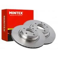 Tarcze hamulcowe tył Mondeo Mk5 - Mintex MDC2663