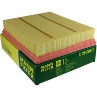 Filtr powietrza Mondeo Mk5, EDGE, S-MAX, Galaxy MANN C25008/1