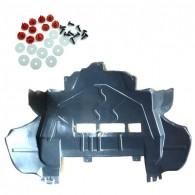 Osłona pod silnik + zestaw spinek Focus Mk1