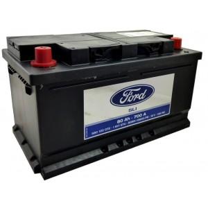 Akumulator 80Ah 700A Silver Calcium FoMoCo 1682038